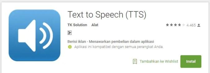 Cara Mengubah Teks Menjadi Suara di Android