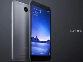 Cara Mengembalikan Stock Recovery Redmi Note 3 Pro (Kenzo)