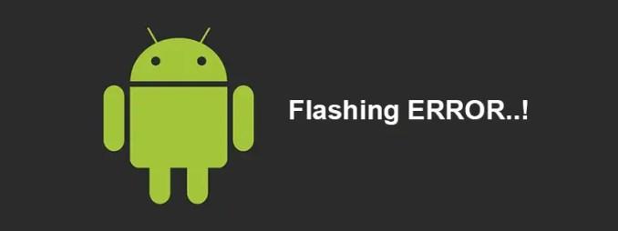 Error Saat Flashing Dengan Mi Flash Dan Pasang TWRP Xiaomi