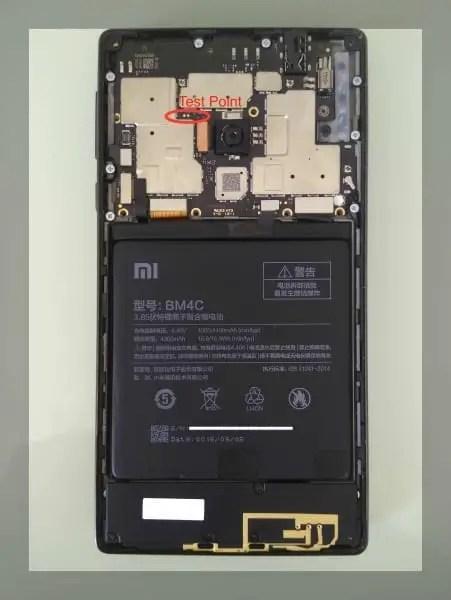 Test Poin Xiaomi Mi Mix