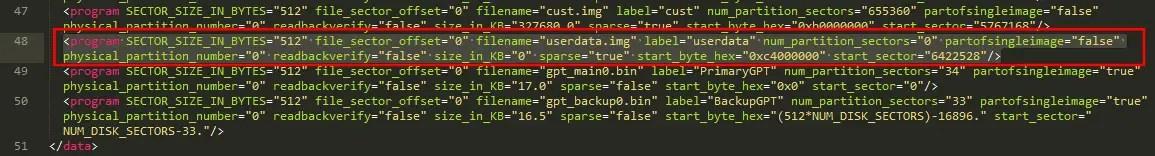 save user data pada saat test point