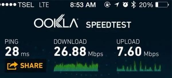 mengenal kecepatan internet