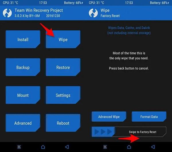 ROM Nitrogen OS Stable Nougat Untuk Redmi Note 3 Pro (Kenzo)