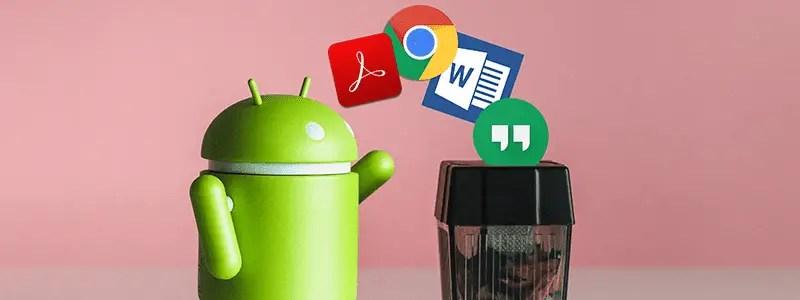Cara Menghapus Aplikasi Bawaan / Bloatware Xiaomi Secara Permanen