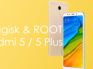 Cara Pasang Magisk dan ROOT Systemless-ly Redmi 5/Plus (Rosy/Vince)