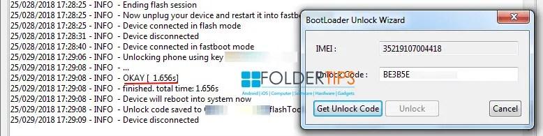 Cara Mudah Unlock Bootloader (UBL) Sony XPeria via Flashtool
