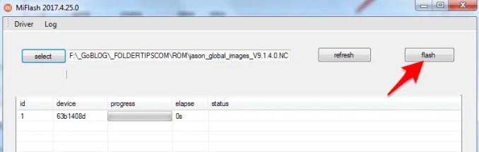 rom global untuk Mi Note 3