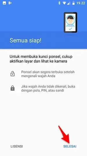 Cara Mengaktifkan Fitur Face Unlock / ID di ROM Oreo AOSP Android