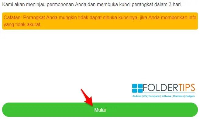 Cara Reset Akun Mi Cloud Karena Lupa Password, Email atau No Handphone