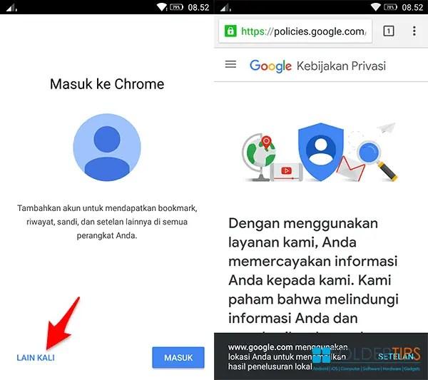 Cara Mudah Bypass / Melewati Verifikasi Akun Google (FRP Lock) Tanpa PC dan OTG