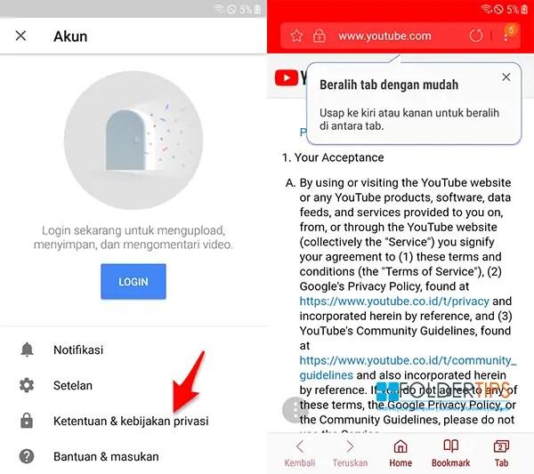 Cara Bypass Akun Google (FRP Lock) Samsung ROM Nougat 7 tanpa OTG