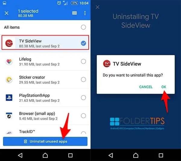 Cara Membersihkan Memory Android yang Penuh dengan Files Go