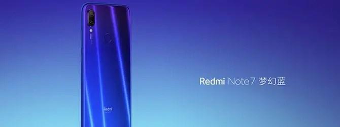 Redmi Note 7 [Lavender]