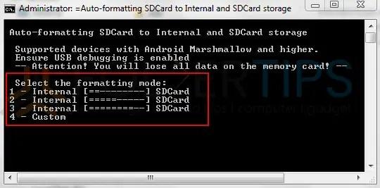 memindahkan aplikasi ke memori eksternal