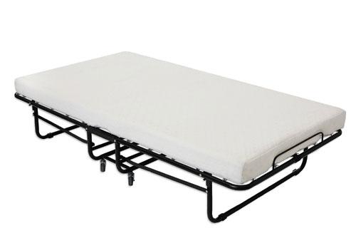 Milliard Premium Folding Bed With Memory Foam Mattress Azfs
