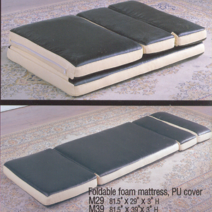 Extra Long Fold Able Foam Mattress M Avi