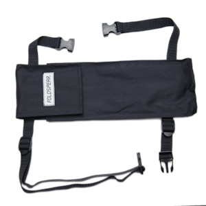 Foldspear holster, closed
