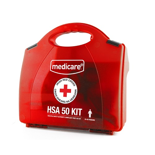 MEDICARE 50 PERSON LARGE WORKPLACE FIRST AID KIT
