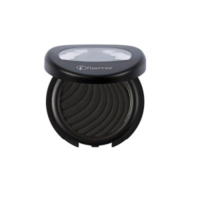 FLORMAR MATTE MONO EYE SHADOW - M11 CARBON BLACK