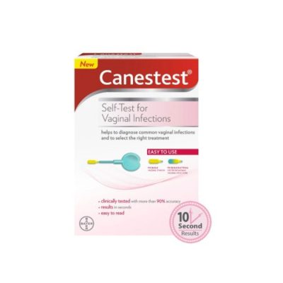 CANESTEST SELF TEST FOR VAGINAL INFECTIONS (1)