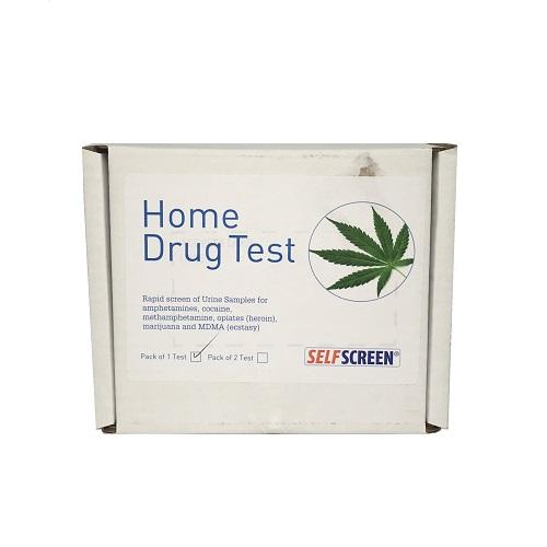 SELF SCREEN HOME DRUG TEST KIT (1)