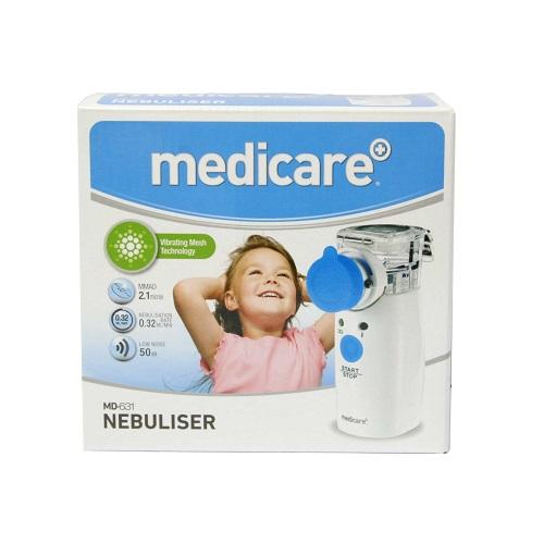 MEDICARE PORTABLE NEBULISER FOR CHILDREN MD631