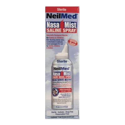 NEILMED NASAMIST SALINE SPRAY (75ML)