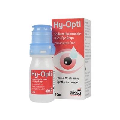 HY-OPTI 0.2% EYE DROPS (10ML)