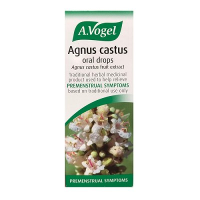A.VOGEL AGNUS CASTUS ORAL DROPS (50ML)