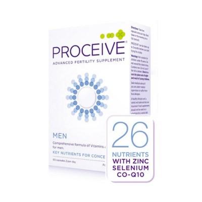 PROCEIVE MEN CAPS (60)
