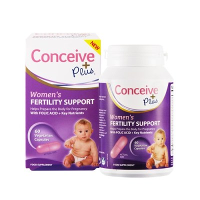 CONCEIVE PLUS FERTILITY SUPPORT CAPSULES WOMEN (60)