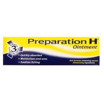 PREPARATION H OINTMENT (25G)