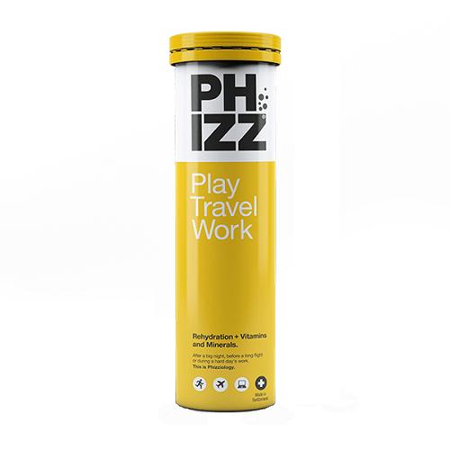 PHIZZ - REHYDRATION + VITAMINS & MINERALS (20)