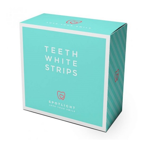 SPOTLIGHT TEETH WHITE STRIPS (14)