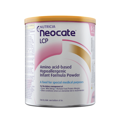 NEOCATE LCP BABY FORMULA (400G)