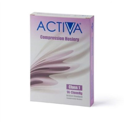 ACTIVA CLASS 1 COMPRESSION STOCKINGS 14-17 mmHg (2)