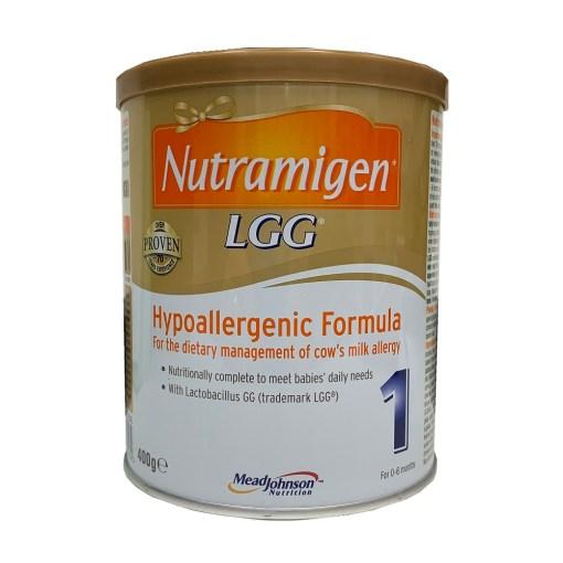 NUTRAMIGEN 1 WITH LGG (400G)