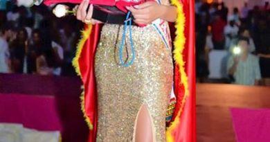 Katrine S. Hoffmann é eleita Miss Progresso 2015