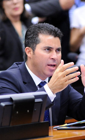 Rogério: Cunha não extrapola limites regimentais, mas falta razoabilidade Lucio Bernardo Junior/0/Câmara dos Deputados