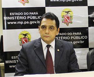 Foto: Divulgação (MPPA)O promotor Armando Brasil. Foto: Divulgação (MPPA)