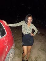 Cinthya Maria Silva, 20 anos de idade