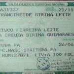 """Francineide Sirina leite"""