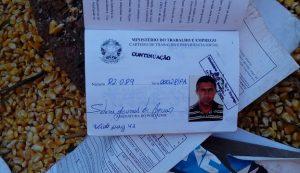 Documento do motorista
