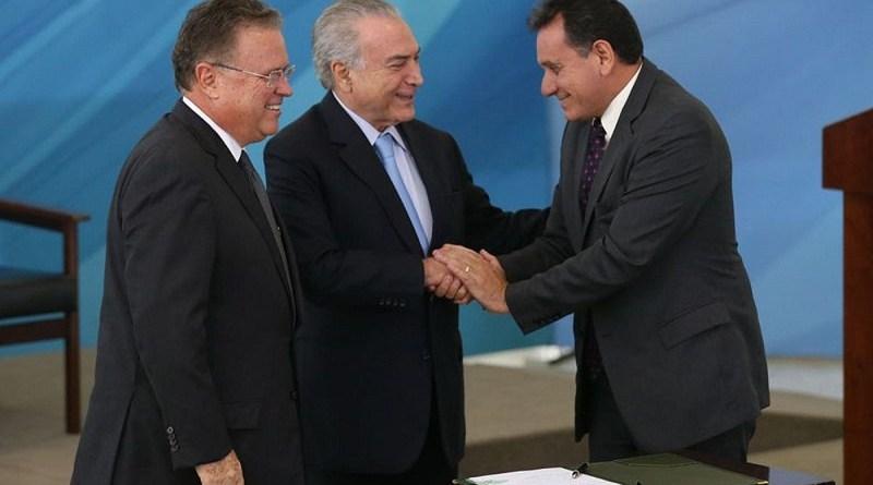 Michel-Temer-Blairo-Maggi-e-Nilson-Leitao-Agencia-Brasil
