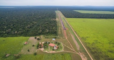 Ferrogrão vai ligar Mato Grosso, partindo de Sinop, até o Porto de Miritituba, no Pará Foto: Valdir Pacheco/Sinop-MTEMBARGADO / ESPECIAL DOMINICAL / BOI GORDO CRÉDITO Valdir Pacheco - SINOP MT