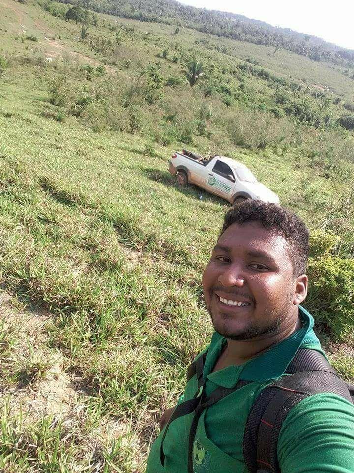 Marcos Jefferson Santos - Vitima
