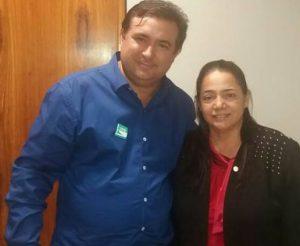 Macarrão com Deputada Julia Marinho (PSC)