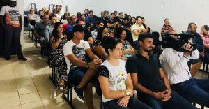 Reunião realizada na câmara municipal de Novo Progresso (Foto Jornal Folha do Progresso)