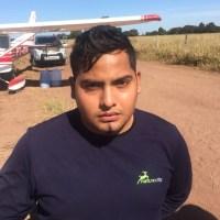Co-piloto de avião interceptado pela FAB em MT com 250 kg de cocaína é membro do exército boliviano