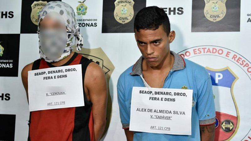 (Foto: Erlon Rodrigues/Polícia Civil)
